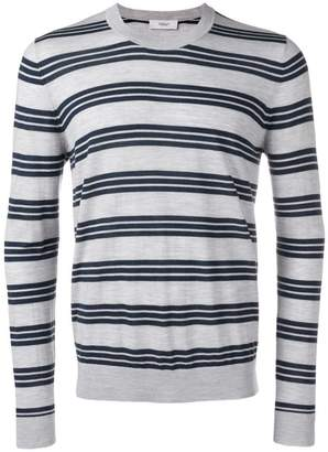 Pringle striped merino wool jumper
