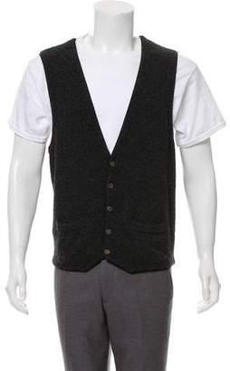Giorgio Armani Wool Sweater Vest