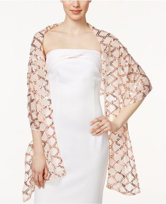 Collection XIIX Double Diamond Evening Wrap $48 thestylecure.com