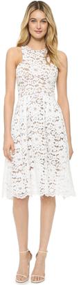 Ministry of Style Embrace Floaty Midi Dress $300 thestylecure.com