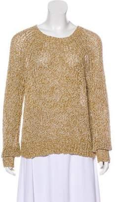 A.L.C. Open Knit Sweater
