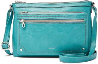Fossil Relic By Relic by Evie Crossbody Bag