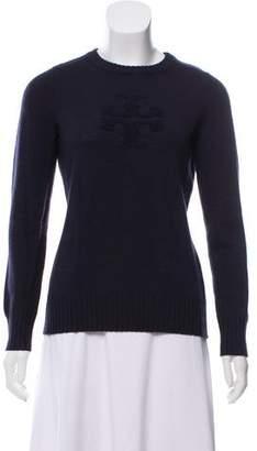 Tory Burch Wool Long Sleeve Sweater