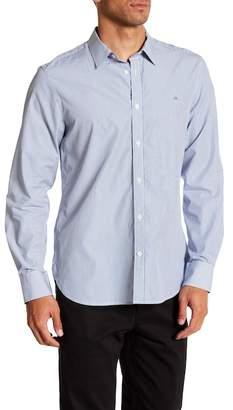 Calvin Klein Stripe Print Shirt