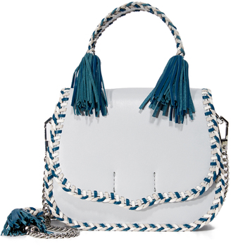Rebecca Minkoff Chase Medium Saddle Bag $295 thestylecure.com