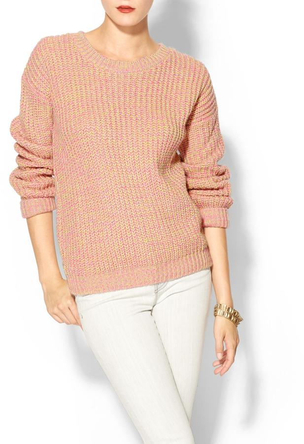 Glamorous Neon Cozy Pullover