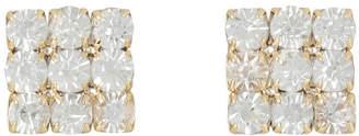 clear Elisa Earrings