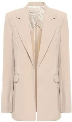 Helmut Lang Crepe blazer