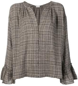 Masscob Vendome checked shirt