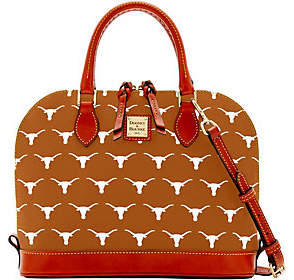 Dooney & Bourke NCAA University of Texas ZipZip Satchel - ONE COLOR - STYLE