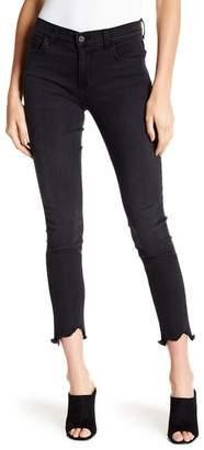Ralph Lauren Siwy Denim Distressed Skinny Jeans