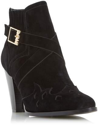 Biba Primley western strap ankle boots