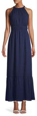 Saks Fifth Avenue Dobby Maxi Dress