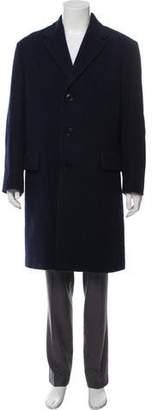 Dries Van Noten Wool & Alpaca Coat w/ Tags