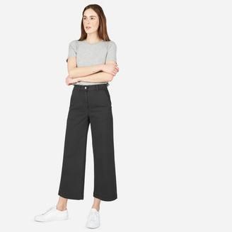 The Wide Leg Crop Pant $68 thestylecure.com