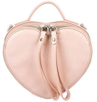 Marc Jacobs Heart To Heart Crossbody Bag