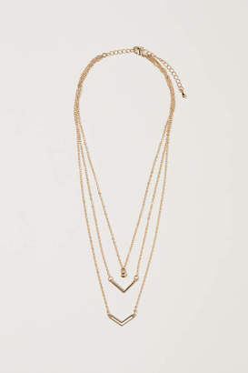 H&M Necklace - Gold-colored - Women