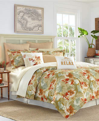 Tommy Bahama Home Loredo Gardens Bedding Collection