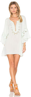 LSPACE L*SPACE Breakaway Cover Up in Mint $129 thestylecure.com