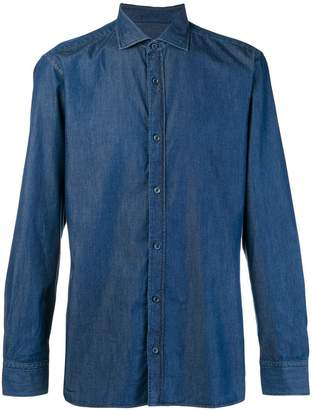 Ermenegildo Zegna denim shirt
