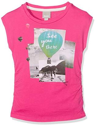 Bench Girl's Graphic Tee T-Shirt,116 cm