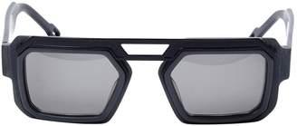 Non Signé / Unsigned Non Signe / Unsigned Anthracite Plastic Sunglasses