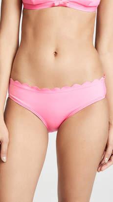 Kate Spade Scalloped Bikini Bottoms