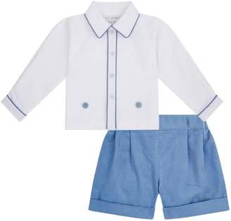 Rachel Riley Shorts and Shirt Set