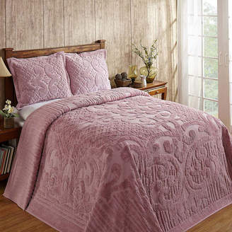 Asstd National Brand Better Trends Ashton Chenille Bedspread
