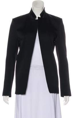Alexander Wang Open Front Long Sleeve Blazer