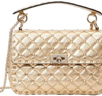 Valentino Gavarani Rockstud shoulder bag