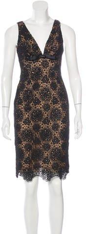MICHAEL Michael KorsMichael Kors Collection Lace Sheath Dress