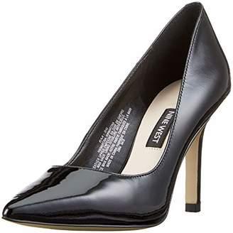 Nine West Women's nwMARTINA Closed Toe Heels, (Black)