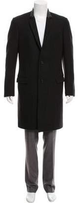 Lanvin Wool Twill Coat