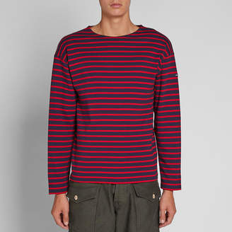 Armor Lux Armor-Lux 1525 Long Sleeve Loctudy Tee