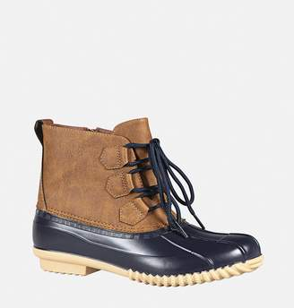 Avenue Missy Lace Up Weather Boot