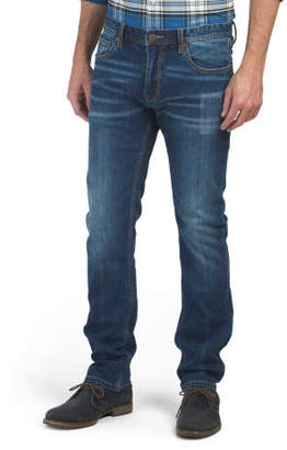 Made In Usa Slim Tapered Jeans