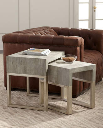 John-Richard Collection Piazza Nesting Tables