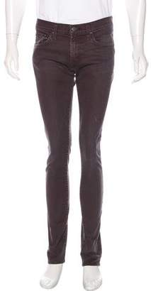 J Brand Five-Pocket Skinny Pants