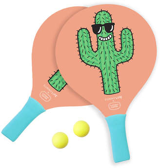 Sunnylife Tiffany Cooper Cool Cactus Beach Bats - Limited Edition