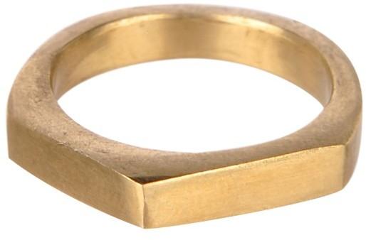 Made Jewelry Geometric Ring