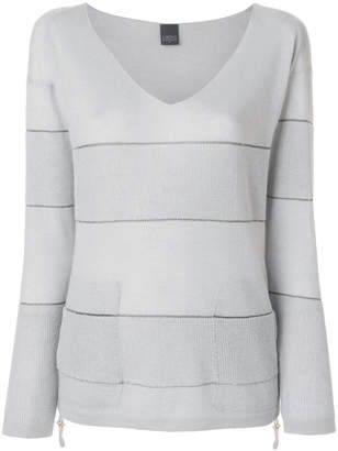Lorena Antoniazzi striped sweater