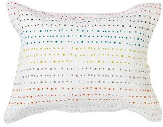 petit pehr Painted Dots Reversible Sham