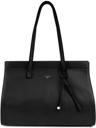 T Tahari Sienna Leather Colorblock Tote 14d3f4ad7161a