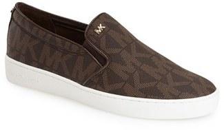 Women's Michael Michael Kors Keaton Slip-On Sneaker $98.95 thestylecure.com