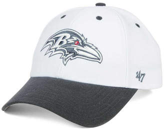 '47 Baltimore Ravens Audible 2-Tone Mvp Cap
