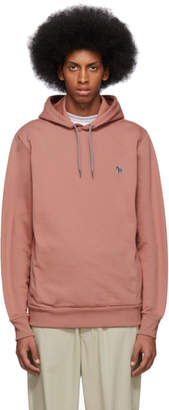 Paul Smith Pink Zebra Hoodie