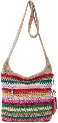 The Sak Casual Classics Crochet Small Crossbody $69 thestylecure.com