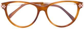 Emilio Pucci oversized glasses