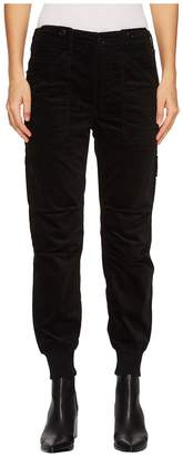 Vince Slouchy Military Pants Women's Clothing